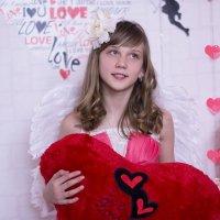 ангел :: Светлана Бурлина