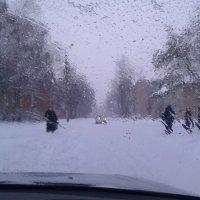 Непогода. :: Александр Никитин