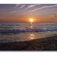 Черноморские закаты... :: СветЛана D