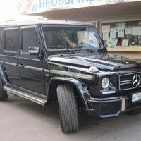 Чёрный джип Mercedes-Benz :: Дмитрий Никитин