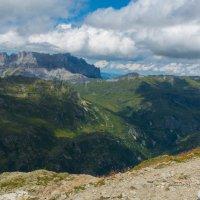 в Альпах :: Лада