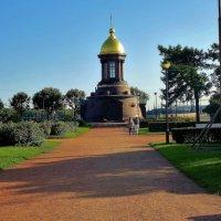 Дорога к Храму(Троицкая часовня)... :: Sergey Gordoff