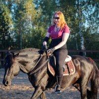 Саша и Простор :: Кристина Щукина