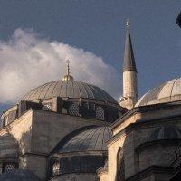 Mihrimah Sultan Mosque :: Katya Cukurova