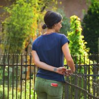 В Ботаническом саду :: Николай Танаев