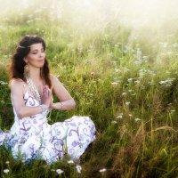 Бабье лето... :: Galina Zabruskova