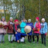 Фотоальбомы выпускников начальной школы :: Дмитрий Конев