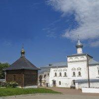 В Никольском монастыре :: Сергей Цветков