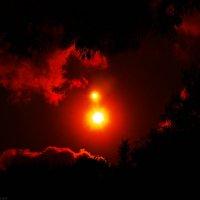 Ночь и Звезды :: Aleks Ben Israel