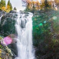 Водопад Красивый на реке Рисйок :: 30e30 (Игорь) Васильков