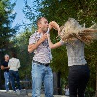 Социальные танцы :: Мария Лапина