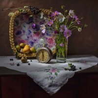 Цвета осени... :: Svetlana Sneg