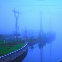 Утро. Туман :: demyanikita