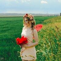 полет фантазии :: Маргарита Данилова
