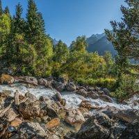 Река Кичи-Муруджу :: Аnatoly Gaponenko