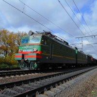 ВЛ11 - 706Б :: Сергей Уткин