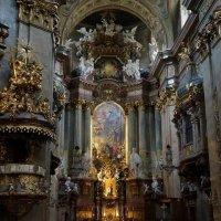 Вена. В Соборе Св.Петра :: Алёна Савина