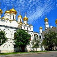 Золотые купола... :: Владимир Куликов