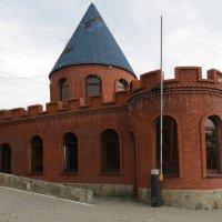 Почти замок :: Вера Щукина