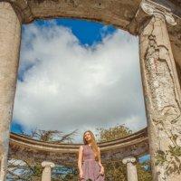 Девушка с розой :: Андрей Володин