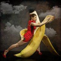 Банановое танго :: Чеширский Кот .