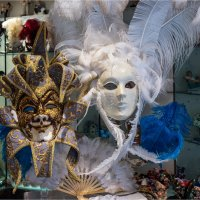 Про карнавальные маски.. :: Виктор Льготин