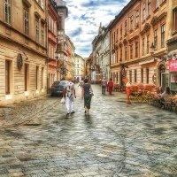 По улицам Братиславы. :: Gene Brumer