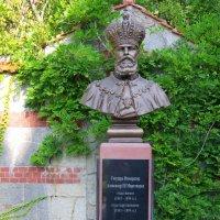 Бюст российского императора Александра III в Массандровском дворце :: Валерий Новиков