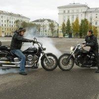 Северодвинск. Закрытие мотосезона (1) :: Владимир Шибинский