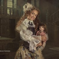 Куклы :: Наталия Каюшева