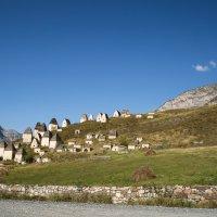 Город Мертвых, Даргавс, Северная Осетия :: Павел