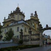 Собор   Святого   Юра  в   Львове :: Андрей  Васильевич Коляскин