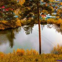 Маленькое озеро. :: Вадим Басов