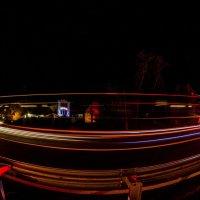 Световой фейерверк. :: isanit Sergey Breus