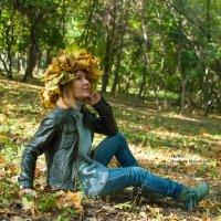 Женский портрет в осени :: Albina