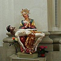 в соборе :: Александр Корчемный