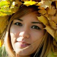 Осень - женское украшение :: Albina