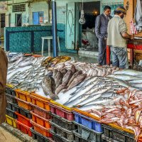 рыбный рынок :: Александр Бритшев