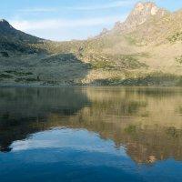 Вечер на озере :: sayany0567@bk.ru