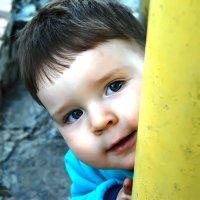Малыш :: Николай Бродяной