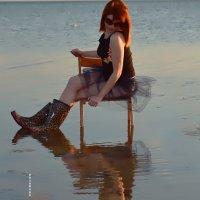 зеркальное отражение :: Роза Бара