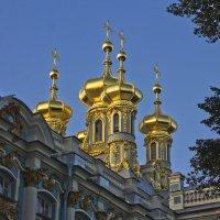Купола Воскресенской церкви. :: Senior Веселков Петр
