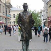Памятник великому композитору :: Дмитрий Никитин