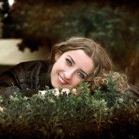 Осенняя улыбка :: Сергей Удовенко