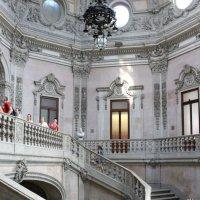 Лестница во дворце Биржи :: Ольга
