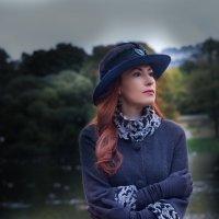 Дама в шляпке: образ романтичности,  Элегантна, женственна, божественна :: Елена Маковоз