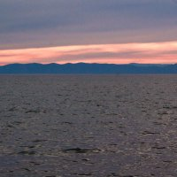 Закат на Байкале :: Марина Кириллова