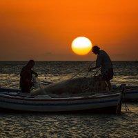 Рыбаки :: Георгий Рябов