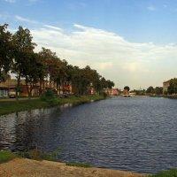 озеро Зыбкое :: оксана