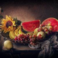 Про грушу, фрукты и ягоды :: mrigor59 Седловский